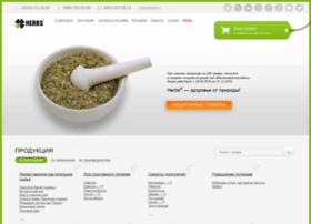 Herbs.com.ua thumbnail