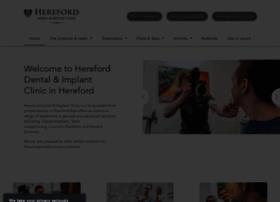 Hereforddentist.co.uk thumbnail