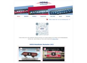 Heris-modelleisenbahn.de thumbnail