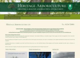 Heritagearboriculture.co.uk thumbnail