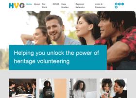 Heritagevolunteeringgroup.org.uk thumbnail
