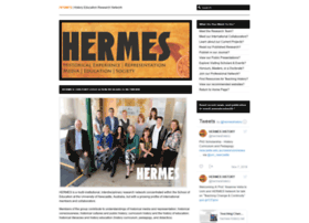 Hermes-history.net thumbnail