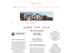 Herndonwomansclub.org thumbnail