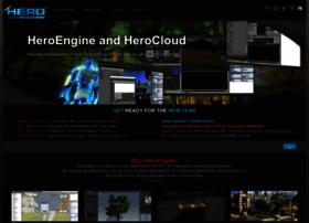 Heroengine.com thumbnail