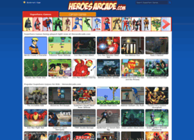 Heroesarcade.com thumbnail