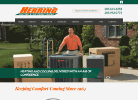 Herringac.com thumbnail