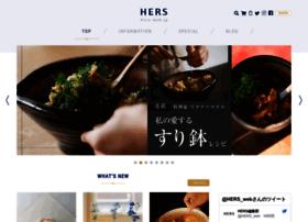 Hers-web.jp thumbnail