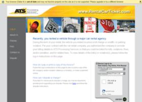 hertzrentalfine.com at WI. ATS Processing Services