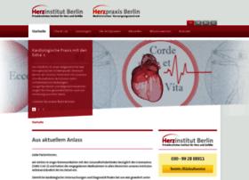 Herzinstitut-herzpraxis.de thumbnail