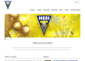 Hesi.nl thumbnail