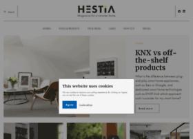 Hestiamagazine.eu thumbnail