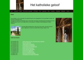 Hetkatholiekegeloof.nl thumbnail