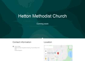 Hettonmethodistchurch.org thumbnail
