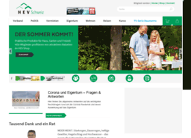Hev-schweiz.ch thumbnail