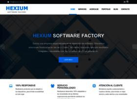 Hexium.com.ar thumbnail