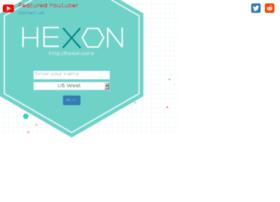 Hexon.zone thumbnail