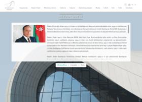 Heydar-aliyev.org thumbnail
