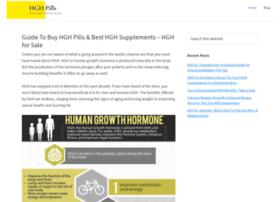 Hghpills.org thumbnail