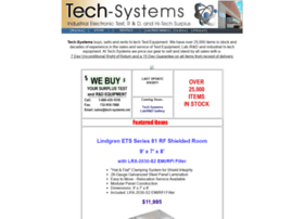 hi techequipment at WI Tech Systems