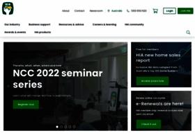 hia au at wi hia home page