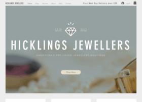 Hicklingsjewellers.co.uk thumbnail