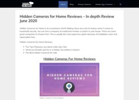 Hiddencamerasforhome.org thumbnail