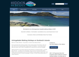 Hiddenhebrides.co.uk thumbnail