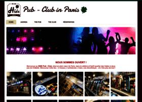 Hide-pubs.com thumbnail