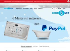 Hidrospa.net thumbnail