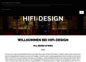 Hifi-design.at thumbnail