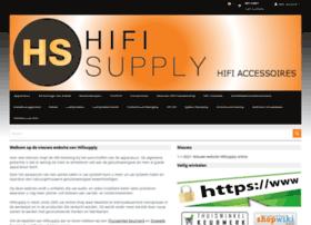 Hifisupply.nl thumbnail