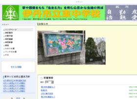 Higashi.itami.ed.jp thumbnail