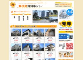 Higashifushimi-chintai.net thumbnail