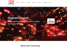 Higherground.com thumbnail