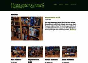Highlander-bremen.de thumbnail
