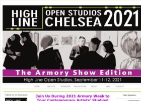 Highlineopenstudios.org thumbnail