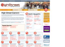Highstreetcareers.co.uk thumbnail