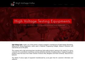 Highvoltageindia.in thumbnail