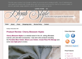 Hijabstyle.co.uk thumbnail