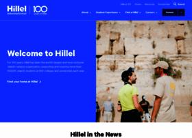 Hillel.org thumbnail