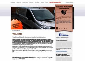 Hilliersbutchers.co.uk thumbnail