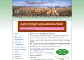Hillsofdevon.co.uk thumbnail