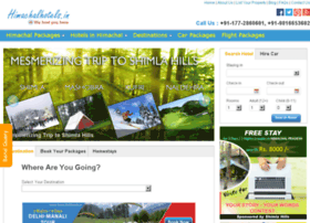 Himachalhotels.in thumbnail