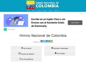 Himnonacionaldecolombia.com thumbnail