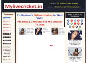 Hindi.mylivecricket.cc thumbnail
