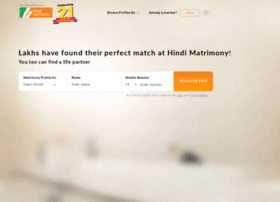 Hindimatrimony.com thumbnail