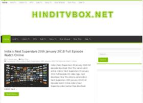 Hinditvbox.net thumbnail