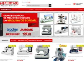 Hipermaqcostura.com.br thumbnail