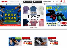 Hiraki.co.jp thumbnail