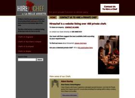 Hireachef.co.uk thumbnail
